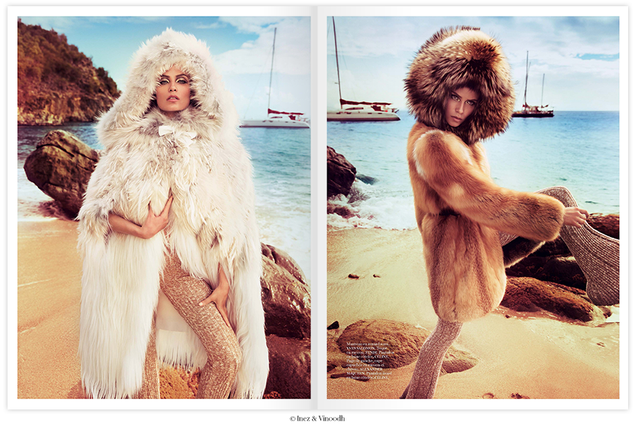Inside #VogueParis November 2014: The cold weather brings a bold new approach to dressing. http://t.co/1d4lXUDge3 http://t.co/AFWAUMxWFR