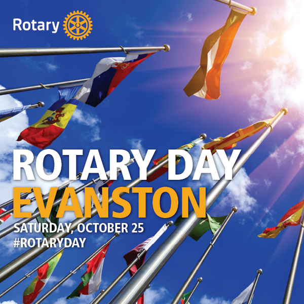Thumbnail for #RotaryDay Evanston