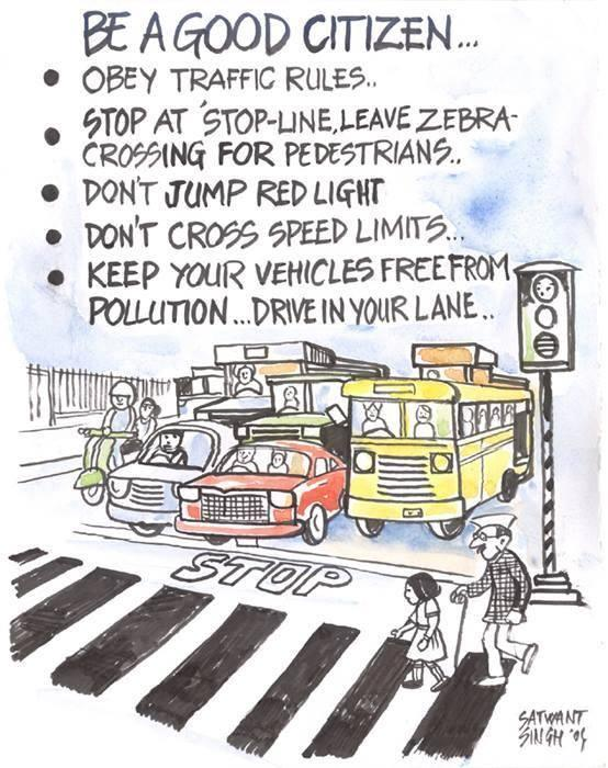 importance of traffic rules in daily life essay Certain rules or norms of social life essay on the importance of discipline in life here is your short essay on science in our daily life.