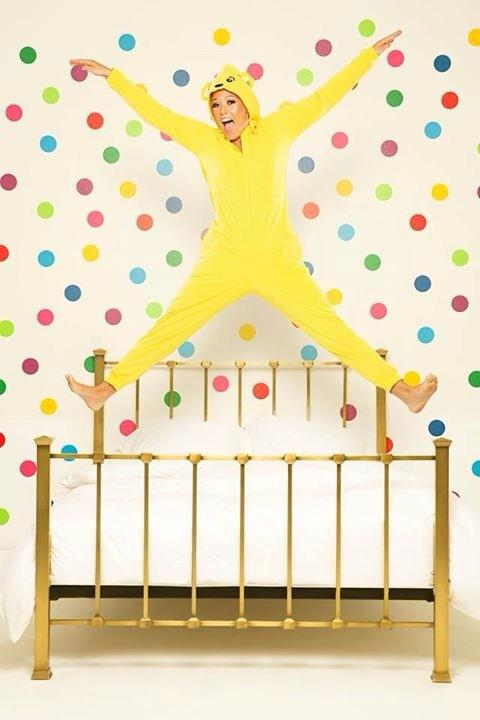 RT @TeamAmelia_xo: @AmeliaLilyOffic looking fab modelling the @BBCCiN Pudsey Bear onesie available at @asda http://t.co/UdY0AoYq4C
