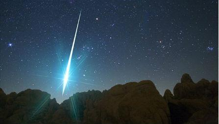 """@News4SA: Possible meteor spotted in city's Northeast sky. http://t.co/xjwzp5TiqZ http://t.co/lSjXAE87MC"" It was! Hit Mexico"