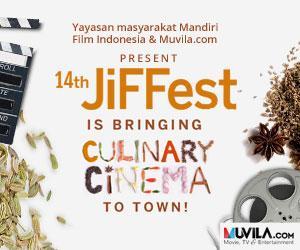 Guys, yuk datang ke @jiffest tgl 15-29 November ini. Ada banyak film pilihan yang bakal di putar! #JiFFest14 http://t.co/8NTabaIgiM