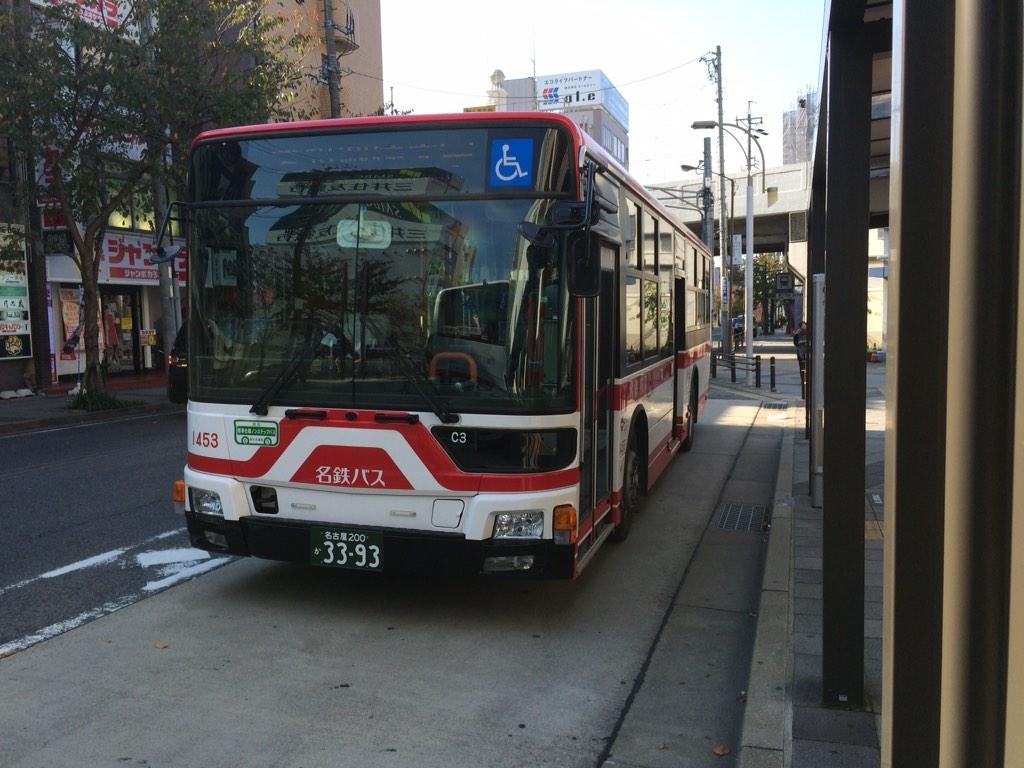 名鉄バス画像 (@aggsent) | Twit...