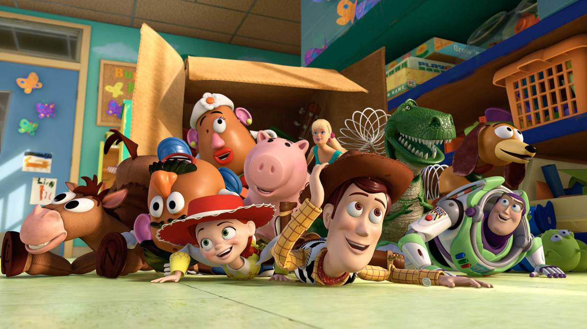 Toy Story 4 is happening! Disney Pixar confirms the toys are back. http://t.co/UwtpSNXiPn