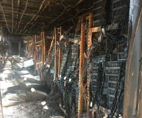 バンコク郊外のBitcon採掘場で火事、なんだかSF小説みたいな話。 http://t.co/wuM8jaP7wr http://t.co/b6PGBSpOpN