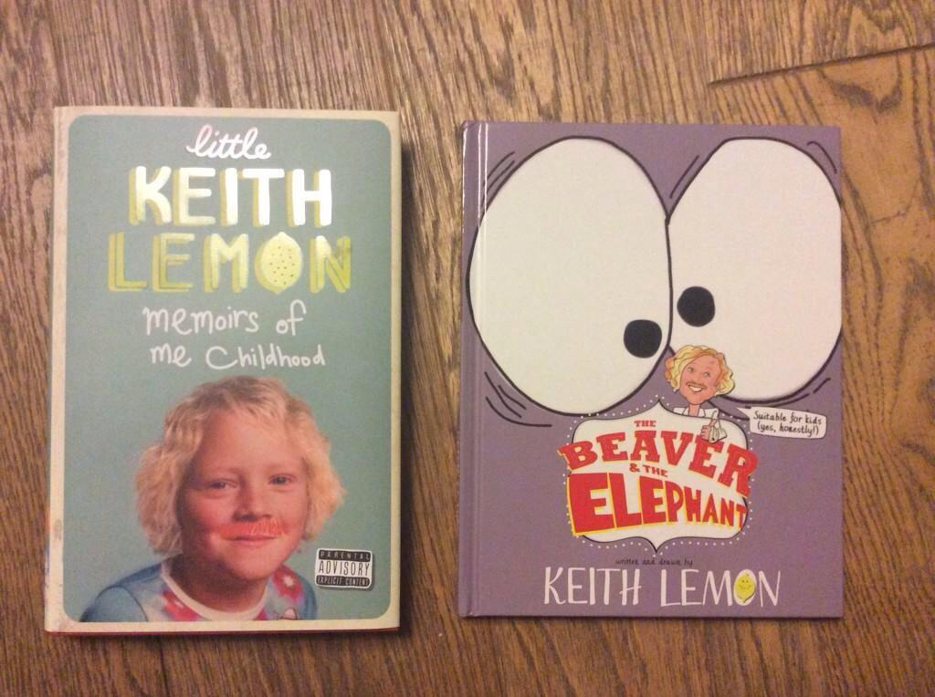 RT @aboderentals: @lemontwittor Keith Lemon is at White Rose shopping centre Leeds today at 5pm for a book signing!!!! http://t.co/crwSrNlT…