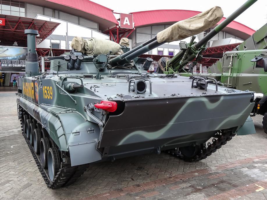 Россия и Индонезия могут разработать 100-мм боеприпас для БМП. http://t.co/P32K7Bf77P http://t.co/9VvZrxLYGZ