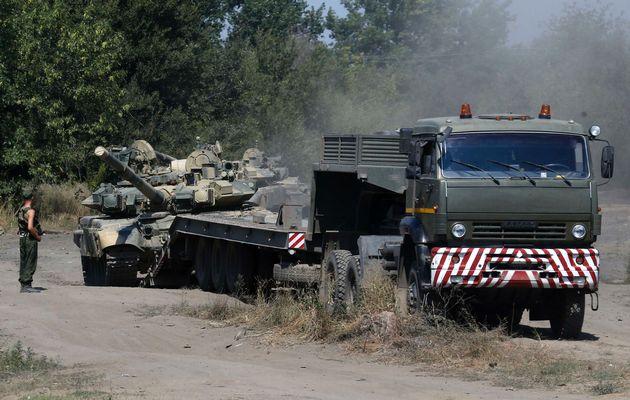Обстрел школы №63 в Донецке велся из Макеевки, - СНБО - Цензор.НЕТ 8175