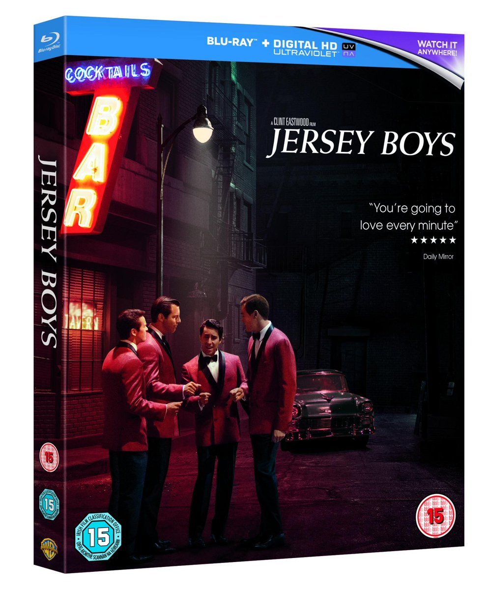 Follow and RT for a chance to win 1 of 5 copies of the #JerseyBoysMovie on Blu-ray! Ts&Cs: http://t.co/ps7Ufmfba9 http://t.co/wHgsIrVXwP