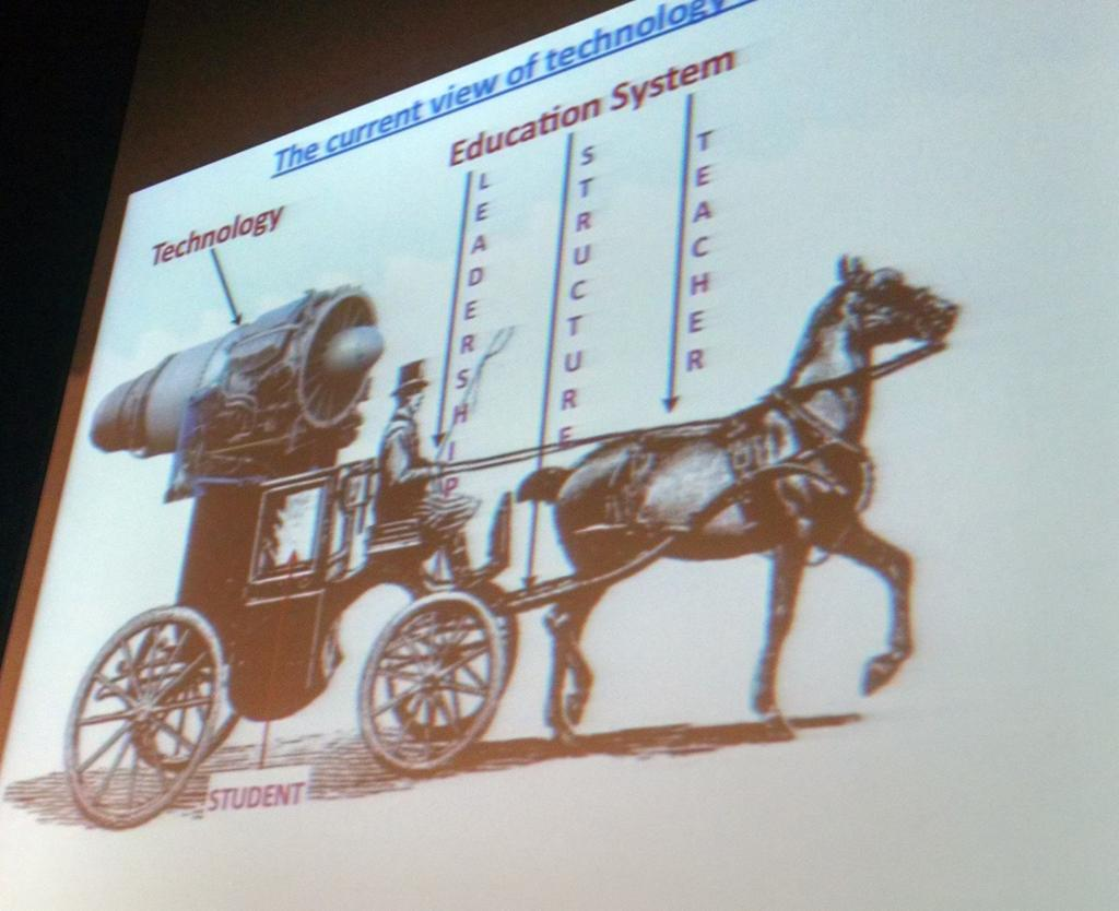Fire up that rocket, and ask the horse if the experience was transformational. #bit14 @roncanuel http://t.co/U9284ESlnu