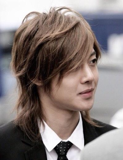 Kim Hyun Joongs Long Hairstyle Collection Cras Tagged 23pictwitter Ihp9kx7jLS