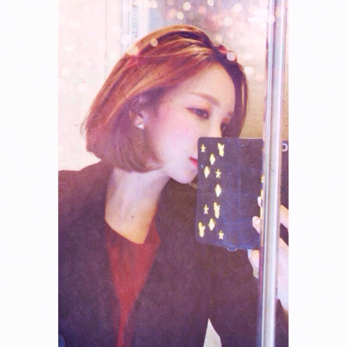 \u201c@kaori_0816 ショートヘアが予想以上に好評すぎてびっくりしてます。当分ショートでいきます。(笑) pic.twitter.com/Ub0MQJfDCu\u201d かわいい