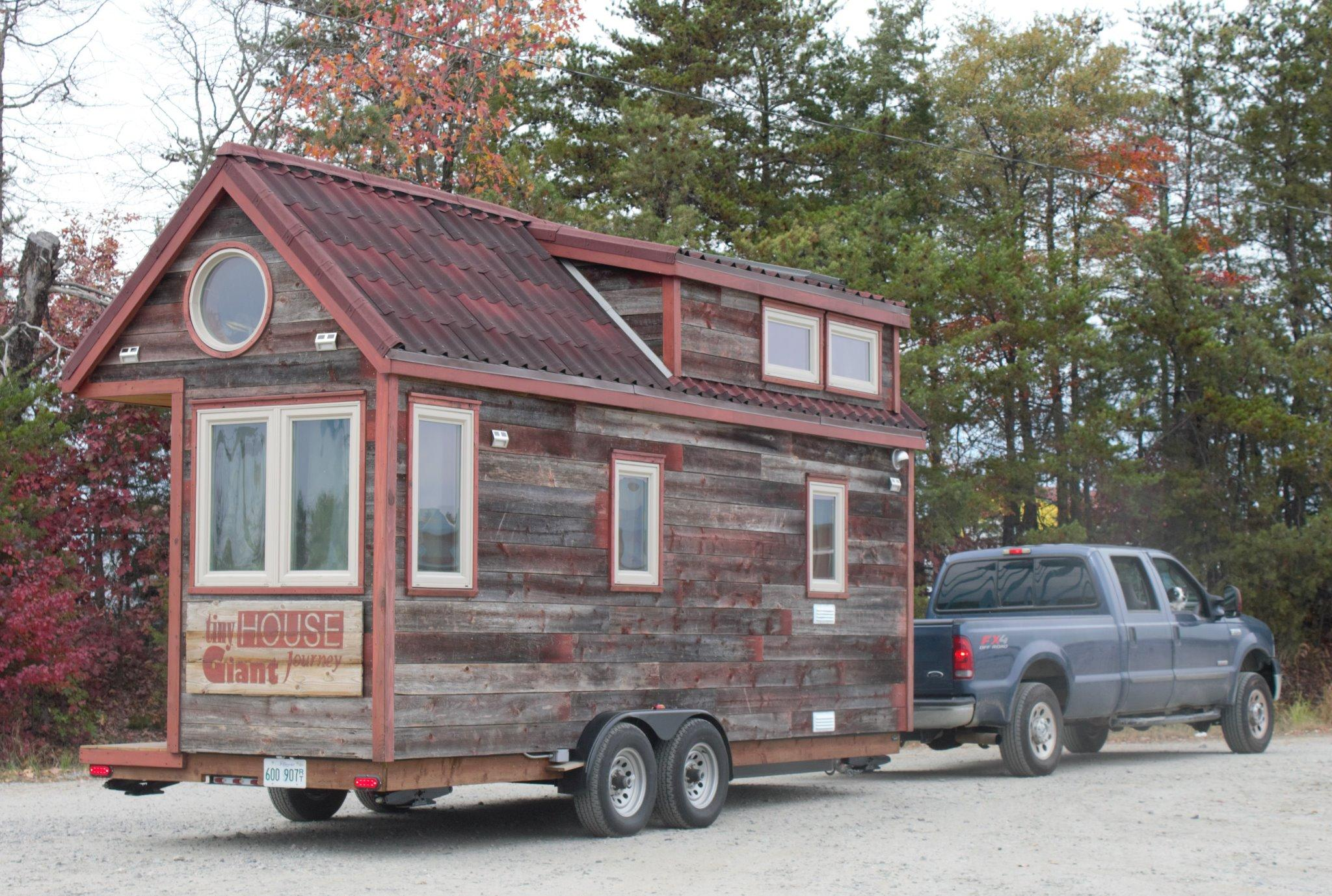 Ondurausa On Twitter Quot Tiny House Giant Journey Came By