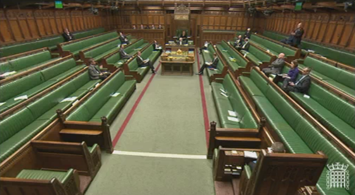 Here's how many people debated the living wage in Parliament yesterday - http://t.co/bzCI7eU2ZC http://t.co/zDBojaSvS8