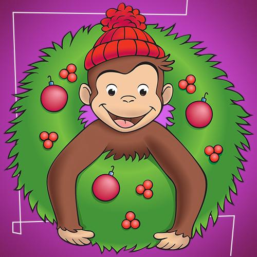 Curious George Christmas.Pbs Kids On Twitter Tune In To Curious George A Very