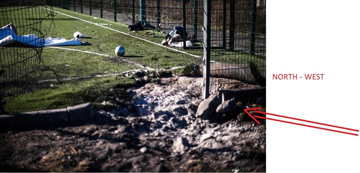 Обстрел школы №63 в Донецке велся из Макеевки, - СНБО - Цензор.НЕТ 3219
