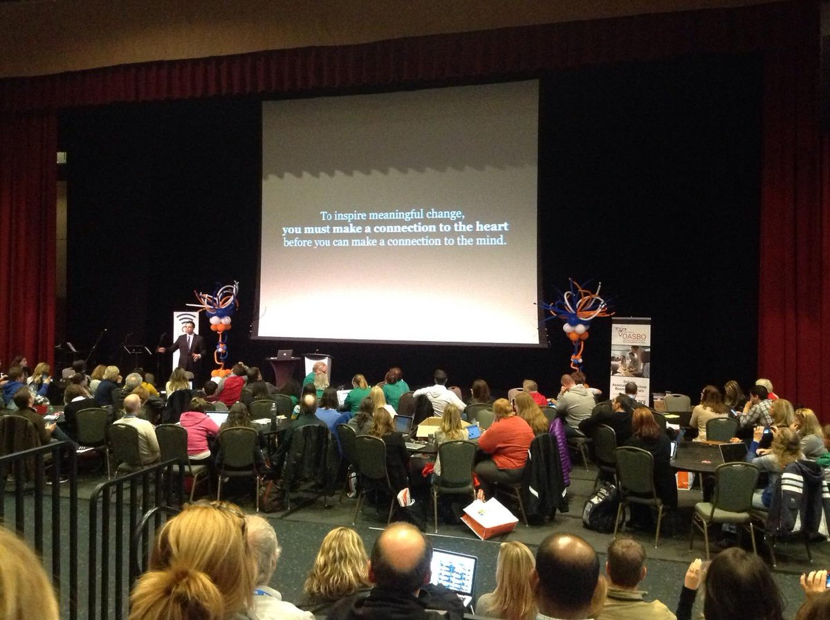 Every teacher should hear George Couros! Important messages in a fun way. @pjeffrey @gcouros http://t.co/vDY3frk4S7