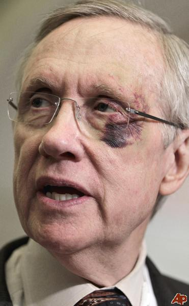 Democrats elect Harry Reid for Senate minority leader