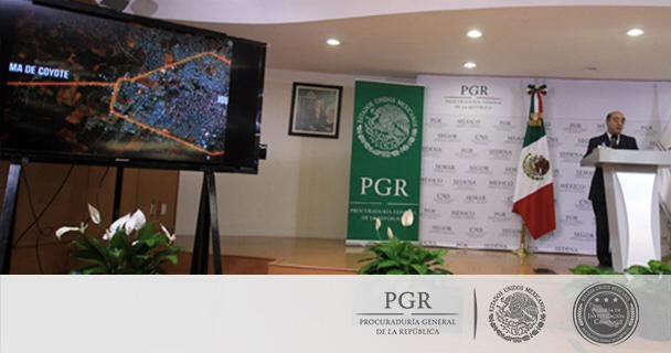 Informe del Procurador General de la República, Jesús Murillo Karam, por sucesos en #Iguala. http://t.co/SJQyk0w16Q http://t.co/kfhwRp36lT