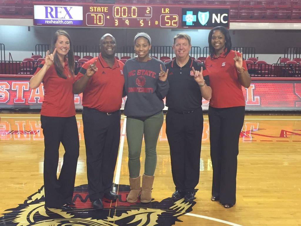 Erica Cassell to NC State. Quality pick up in 2016 for the ACC school. http://t.co/t2rFMA8Oo7