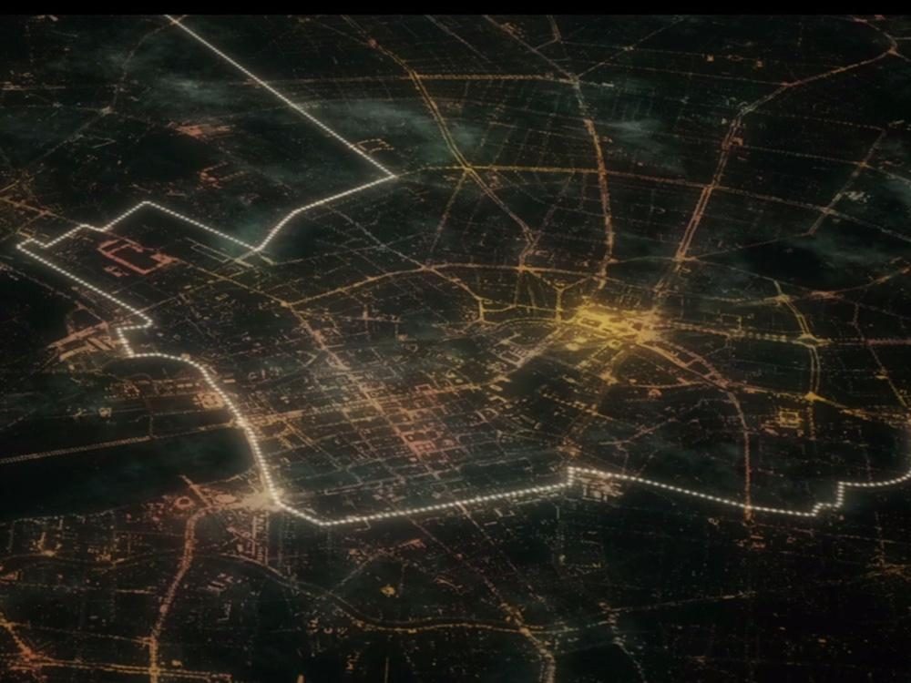 Berlin is just cool. 8,000 glowing balloons recreate the Berlin Wall, 25 yrs after its fall: http://t.co/md0S9XNUSf http://t.co/qWQZ4TyhLz