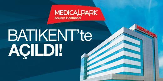 Medical Park Ankara Hastanesi Batıkent'te Açıldı! #ankara #herkesicinsaglik #hastane http://t.co/oCAfXHi836