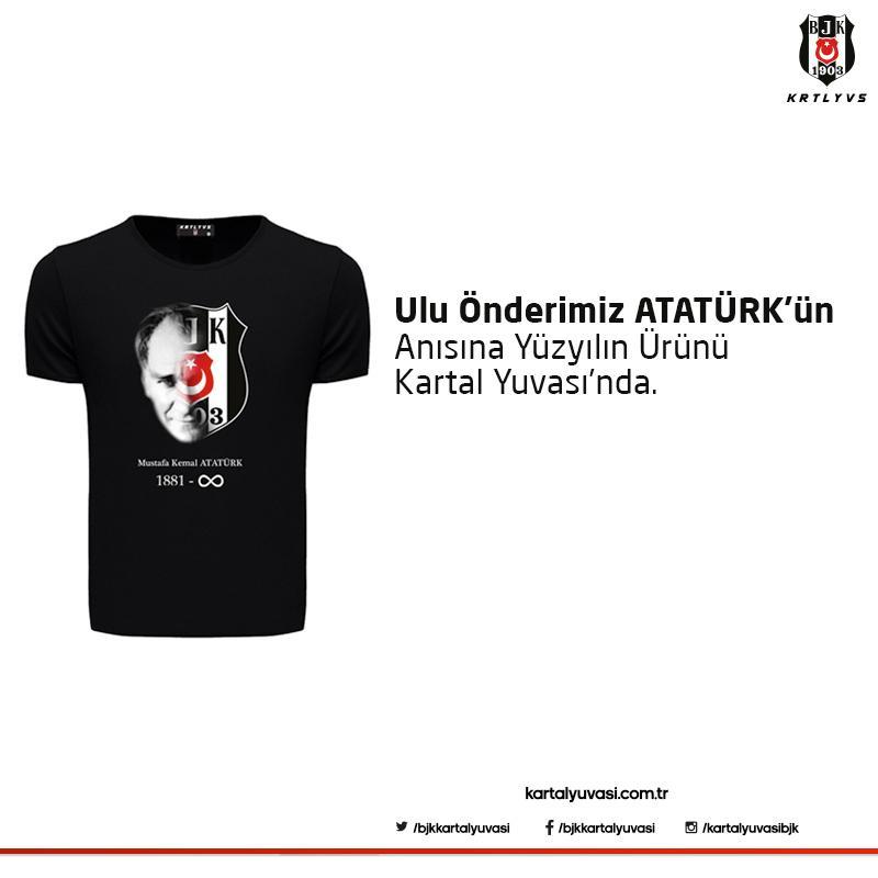 Beşiktaş Jk On Twitter En Büyük Beşiktaşlı Atatürkün Anısına