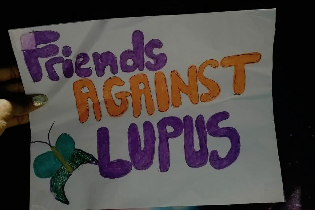 So excited that our founder @TiffanyAndLupus is representing us in #LA at the @Alliance4Lupus walk w @EthnoCares! http://t.co/d4DhcpCbbn
