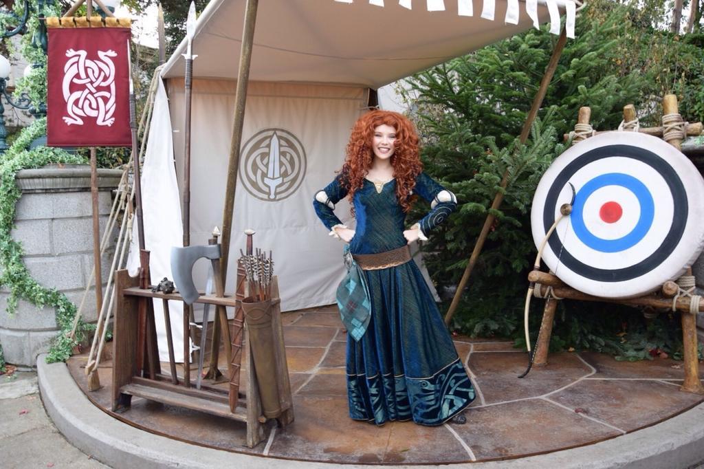 Merida Disneyland Paris