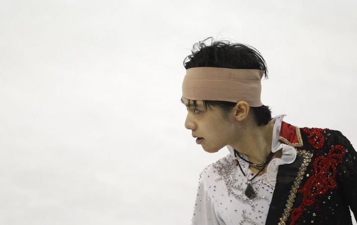 Юзуру Ханью / Yuzuru HANYU JPN - Страница 2 B17GsZGCQAEbv9p