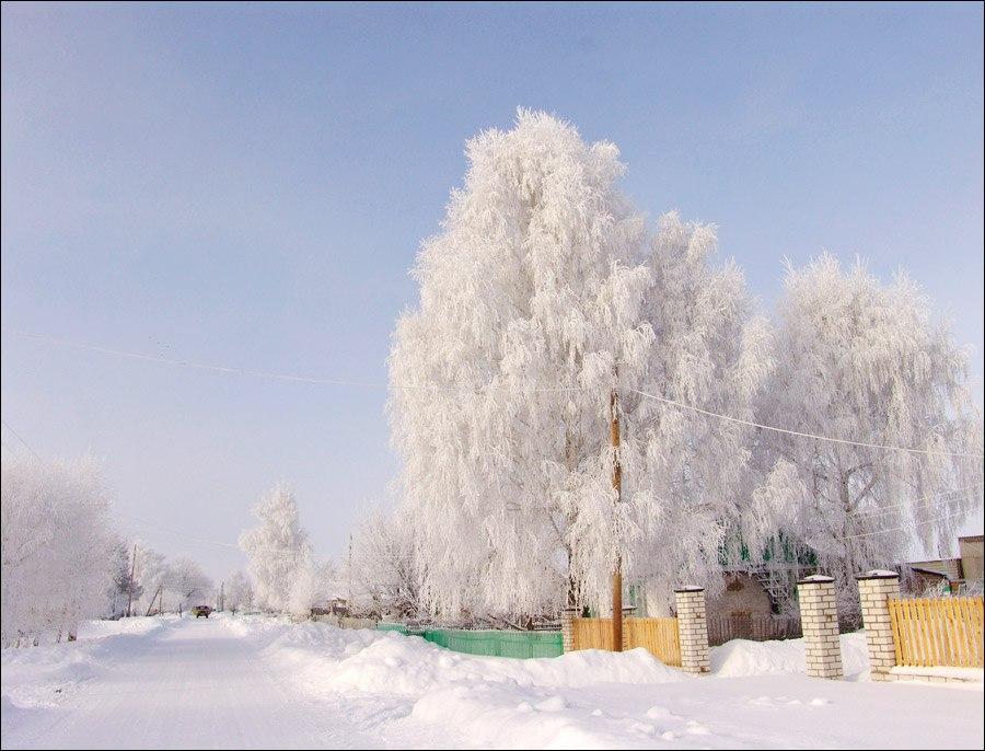 картинки зимы в самаре является одним