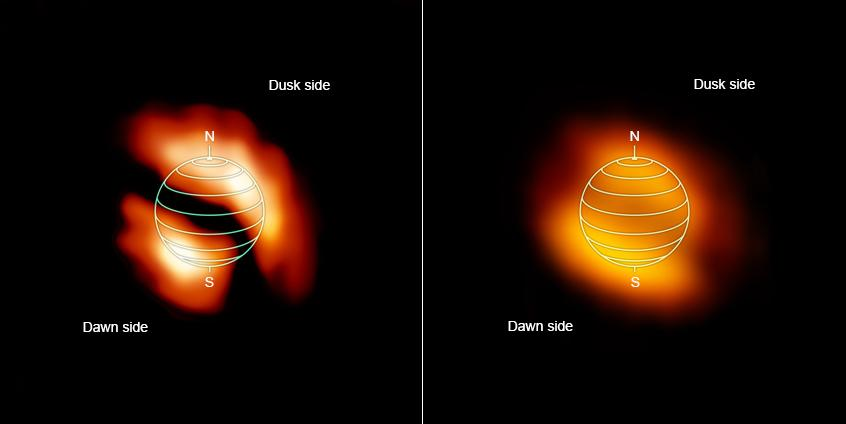 We interviewed @NASAGoddard scientists about new-found mysteries in Titan's atmosphere: http://t.co/5o9jakLPS3 http://t.co/UirS48No4Y