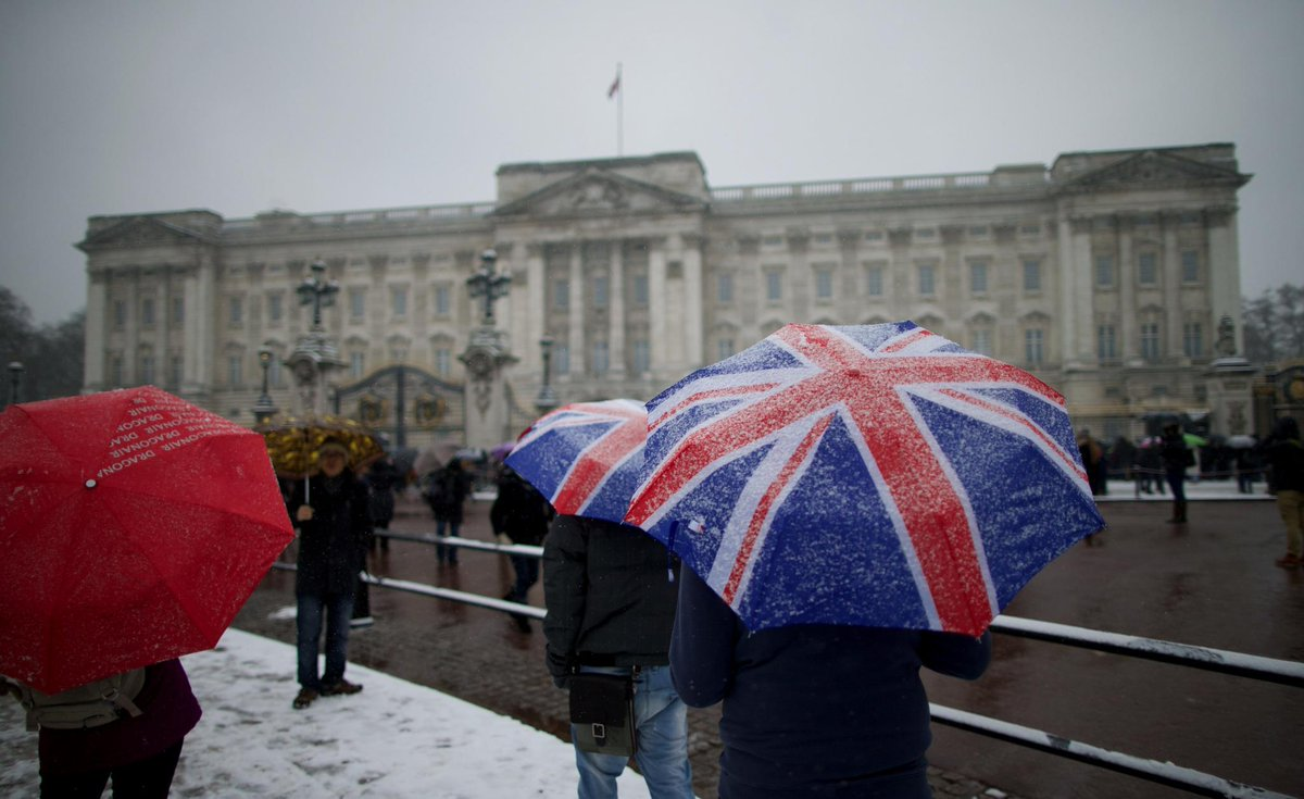 картинки про британскую погоду