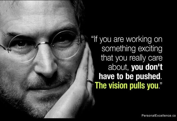 "Powered by ECK! Highly effective educators know 👉 ""The vision pulls you.."" ~ S. Jobs  http://t.co/NDx4JHjSbr #aussieED"