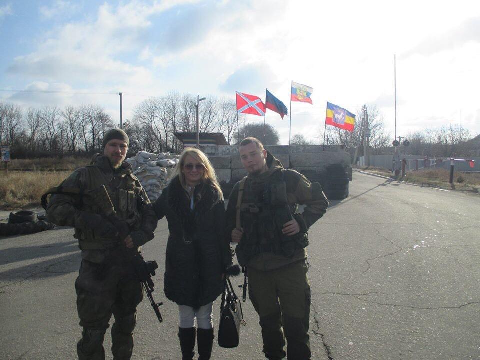 Через украинско-российскую границу отмечается рекордное движение людей в камуфляже, - ОБСЕ - Цензор.НЕТ 9362