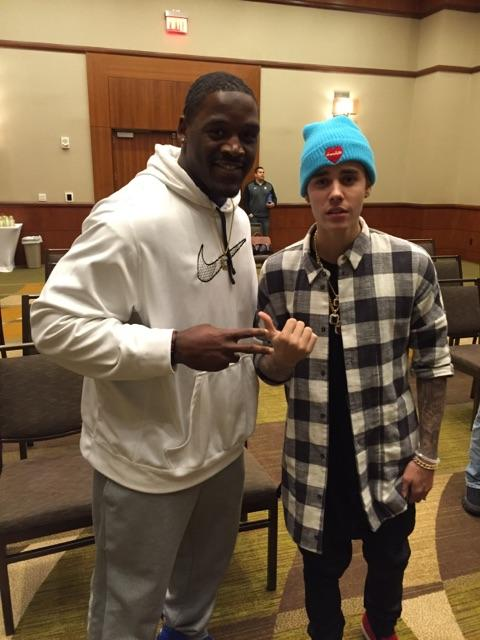 Wait, did Justin Bieber actually curse the Steelers?