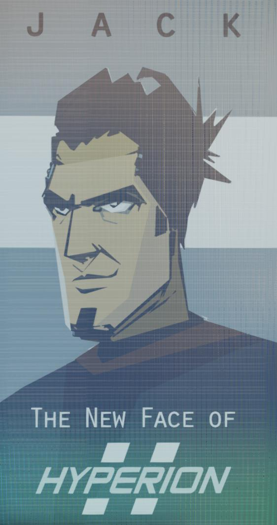 Handsome Jack On Twitter New Face Of Hyperion Borderlands