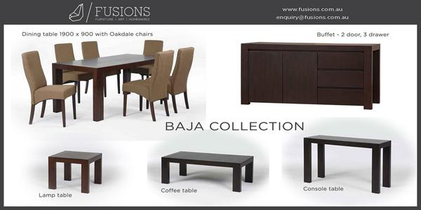 Fusions Furniture Baja Collection