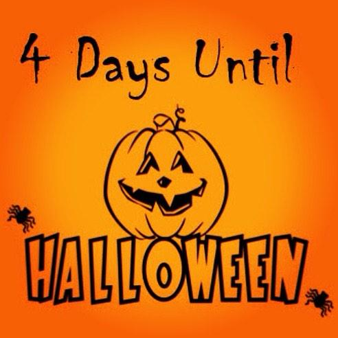 how much more days until halloween
