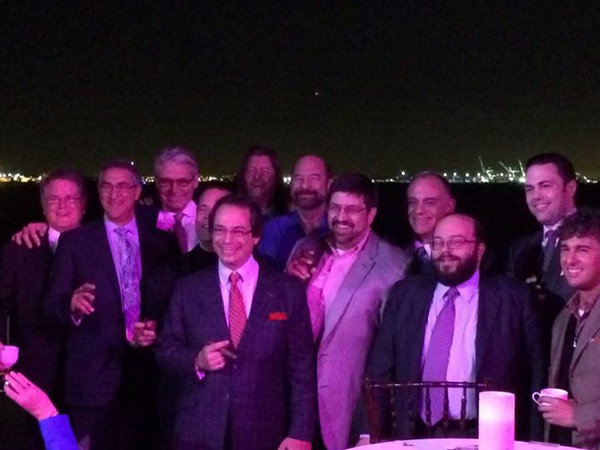 50th birthday herf in NYC