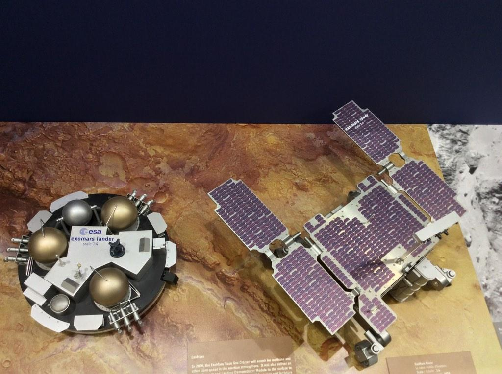 ExoMars - 2022 - Préparation de la mission (Rosalind Franklin) - Page 2 B1B0uAcIIAADwmw