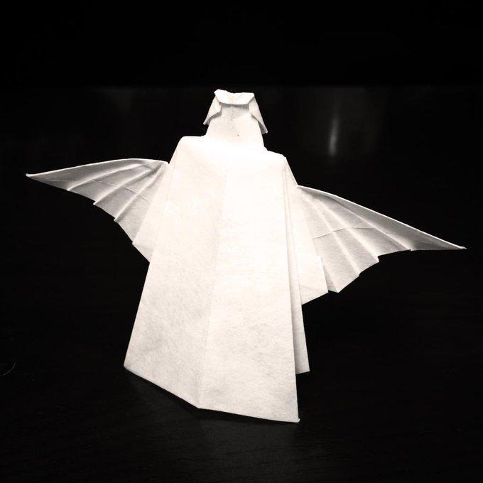 ハート 折り紙 折り紙 天使 折り方 : togetter.com