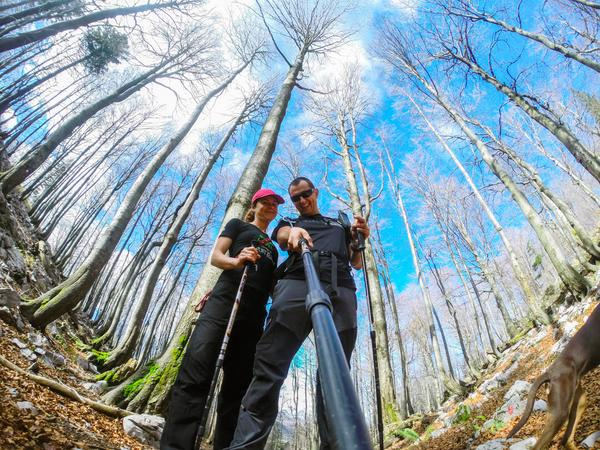 Aleksandar Sosic On Twitter Selfie From My Last Hiking Trip In Risnjak National Park Croatia Nature Outdoor GoPro Landscape Photography