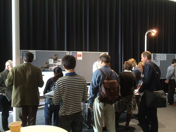 #ORDepfl14 Time to visit stands during coffee break http://t.co/6OC4Vh2gjL