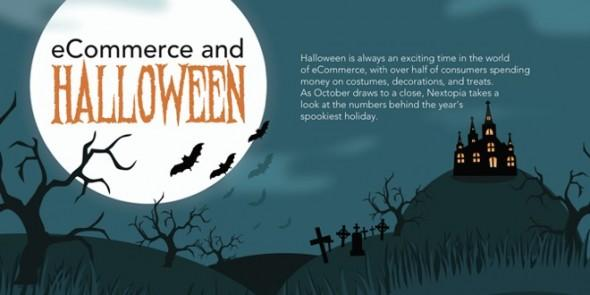 Infographic: Halloween eCommerce - http://t.co/muYecv6OEd http://t.co/d5oz8XjO1C