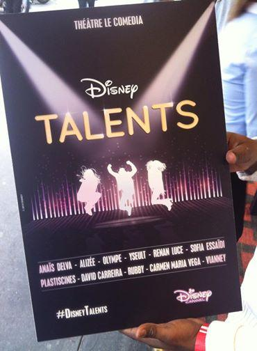 [TV] Disney Talents  - 11.11.14 B1CXV9SCcAAgoGP