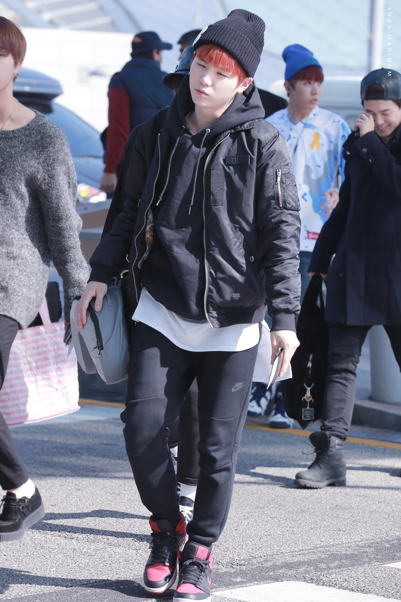 Picture Fansitesnap Bts At Incheon Airport Going To