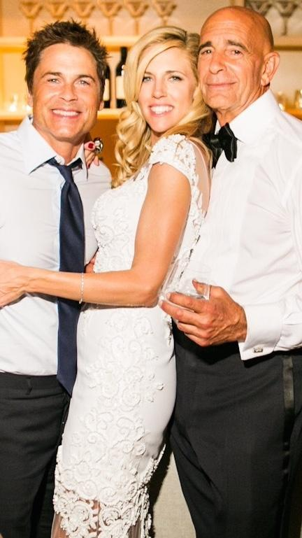 Rob Lowe On Twitter Celebrating The Marriage Of My Best Pal Tom