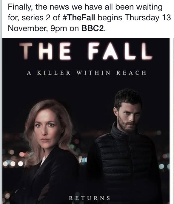 The fall finally returns x watch out!!!