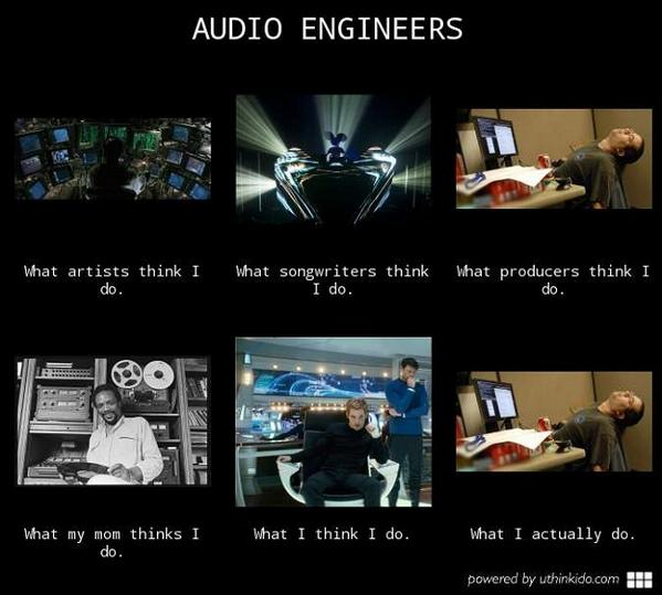 sweetwater on twitter what recording engineers really do